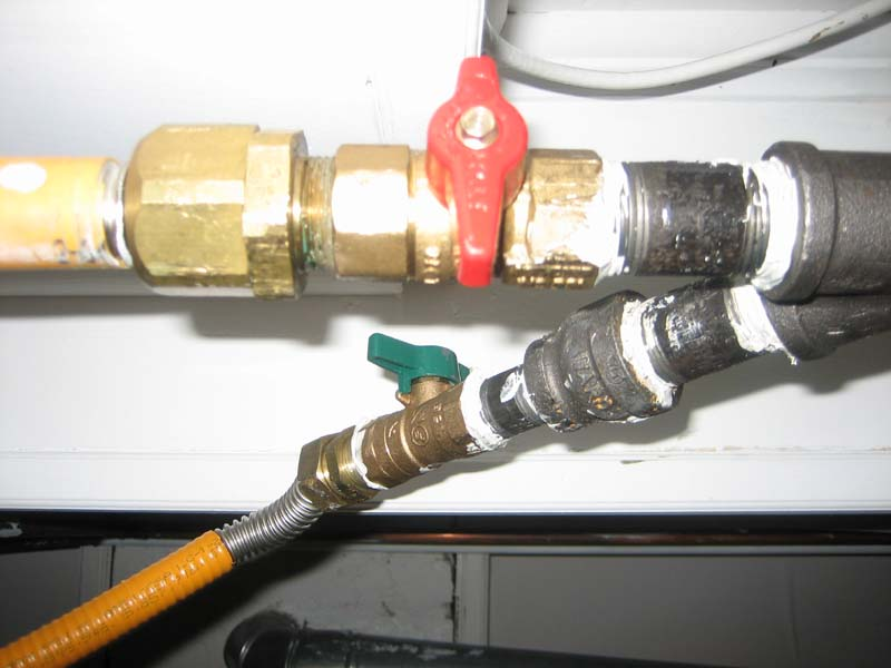 plumbing and running natural gas amp propane gas lines